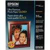 "Epson Ultra Premium Photo Paper Glossy 8.5"" x 11"" (Letter) - 25 Sheets - S042182"