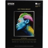 "Epson Hot Press Bright Smooth Matte Paper 8.5"" x 11"" - 25 Sheets - S042327"