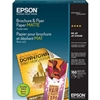 "Epson Brochure/Flyer Paper Matte for Ink Jet 8.5"" x 11"" - 150 Sheets - S042384"