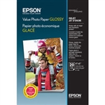 "Epson Value Photo Paper Glossy 4"" x 6"" - 20 Sheets - S400032"