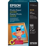 "Epson Value Photo Paper Glossy 4"" x 6"" - 100 Sheets - S400034"