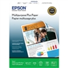 "Epson Multipurpose Plus Paper 8.5"" x 11"" (75gsm ) - 500 Sheets - S450217"