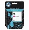 HP 11 ( C4837AN )  OEM Magenta InkJet Cartridge