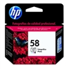 HP 58 ( C6658AN ) OEM Photo Color Inkjet Cartridge