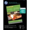 "HP Brochure & Flyer Paper (2-sided, Glossy) for Inkjet 8.5"" x 11"" (Letter) - 50 Sheets - C6817A"