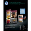 "HP Tri-Fold Brochure Paper (2-Sided, Gloss) for Inkjet 8.5"" x 11"" (Letter) - 100 Sheets - C7020A"