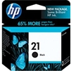 HP 21 ( C9351AN ) OEM Black InkJet Cartridge
