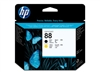 HP 88 ( C9381A ) OEM Black/Yellow InkJet Printhead Cartridge