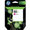 HP 88 XL ( C9392AN ) OEM Magenta High Capacity InkJet Cartridge