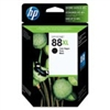 HP 88 XL ( C9396AN ) OEM Black High Capacity InkJet Cartridge