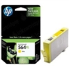 HP 564 XL ( CB325WN ) OEM Yellow High Capacity InkJet Cartridge