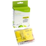 Brother LC51Y ( LC-51Y ) Compatible Yellow Ink Cartridge